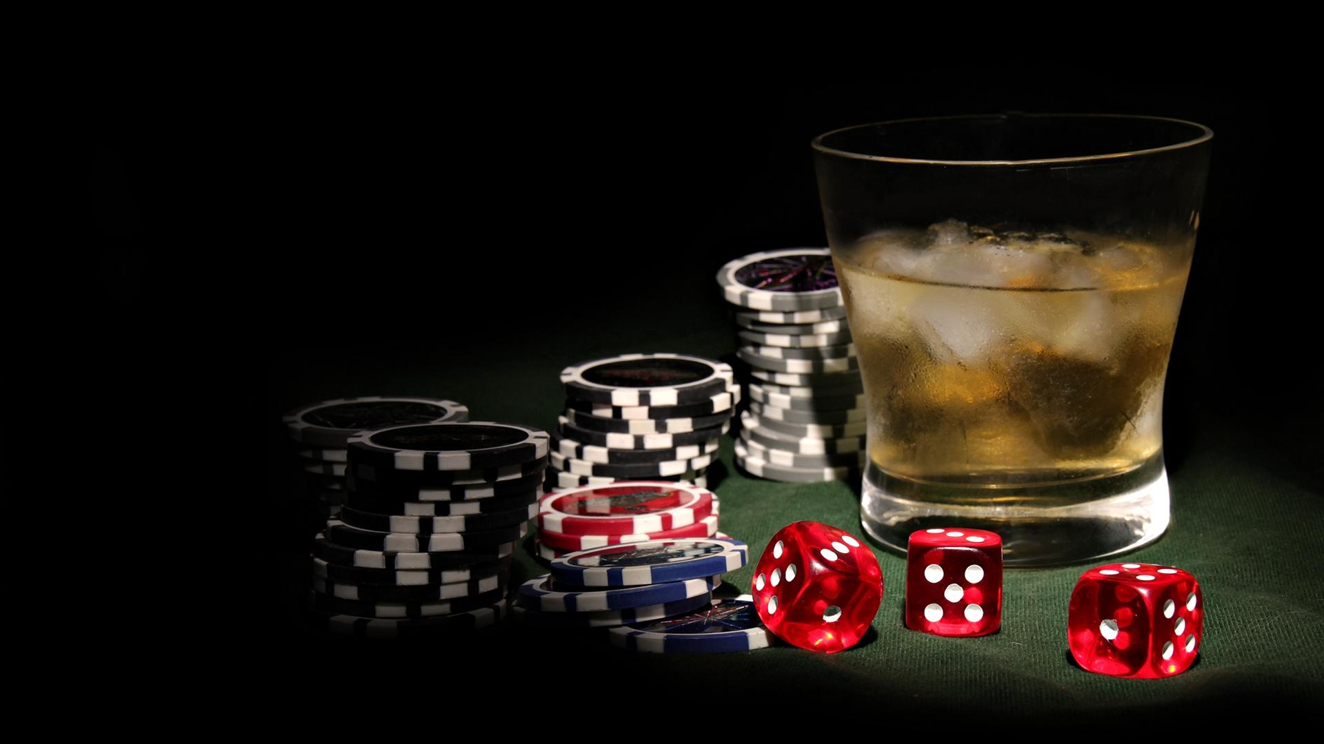 фишки казино виски